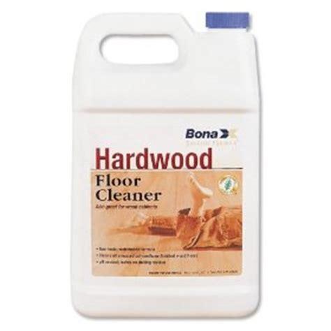 bona  hardwood floor cleaner gallon refill