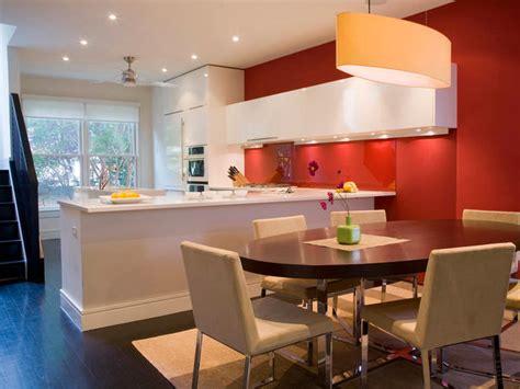 peinture table cuisine peinture cuisine avec meubles blancs 30 idées inspirantes