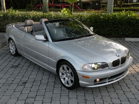 2002 Bmw 325cic Fort Myers Florida For Sale In Fort Myers