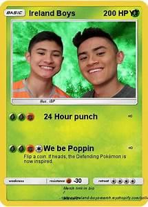Pokémon Ireland Boys YT - 24 Hour punch ∞ - My Pokemon Card
