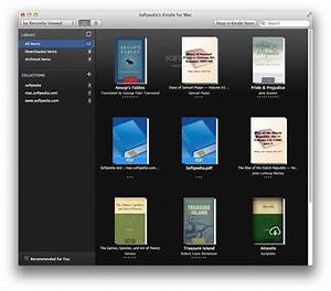 Kindle for Mac – Read E-Books from Your Desktop
