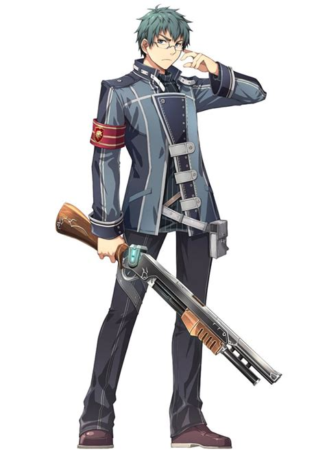Machias Regnitz From The Legend Of Heroes Trails Of Cold