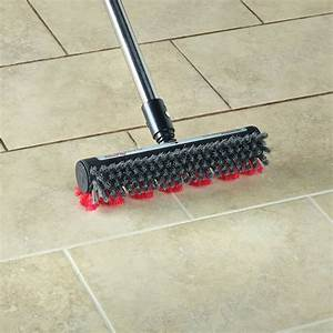 customer service With electric floor scrubber for tile