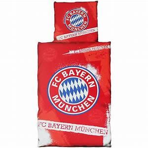 Fc Bayern Bettwäsche : fc bayern m nchen bettw sche fan ~ Watch28wear.com Haus und Dekorationen