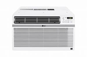 Lg Lw8016er  8 000 Btu Window Air Conditioner