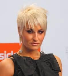 Inka Bause Frisur Image