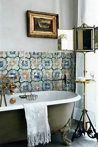 salle de bain ancienne inspirations et idees de decoration With salle de bain style ancien