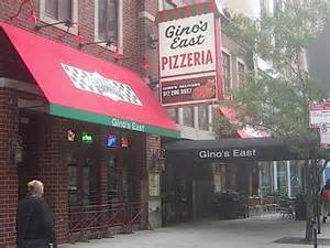 american made kitchen knives gino 39 s east one of the best dish pizzas in chicago