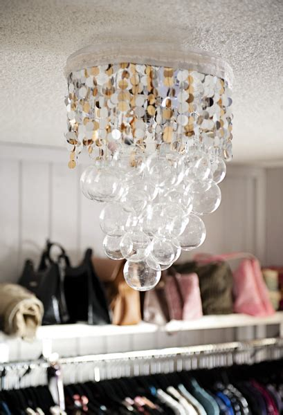 How To Make Your Own Chandelier by Make Your Own Pretty Handmade Chandelier Fab You Bliss