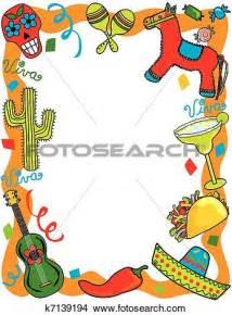 Mexican Fiesta Clip Art