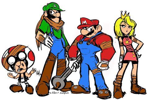Skit If Sega Or Ubisoft Owned Mario My Nintendo News