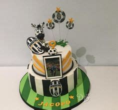 Decorazioni per torte della Juventus - Torta della ...