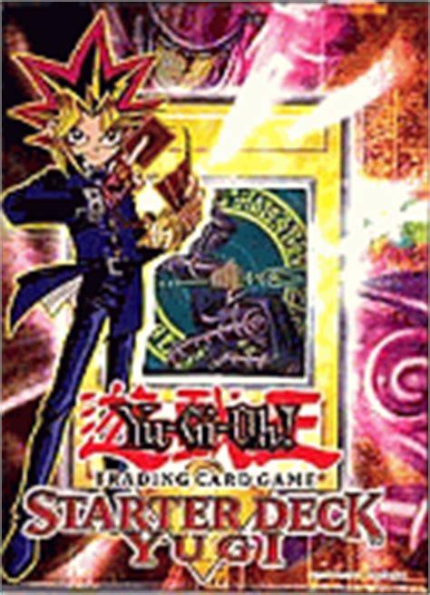 the original yugioh cards yugi starter deck yugioh