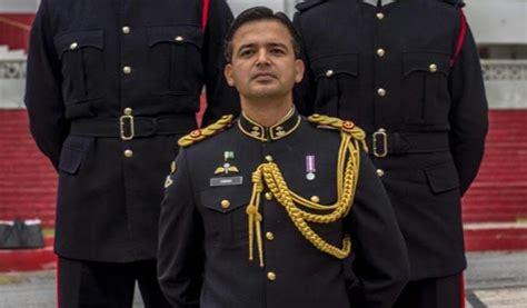 pakistan army major  training sandhurst cadets humbling