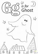 Ghost Coloring Pages Printable Fo sketch template
