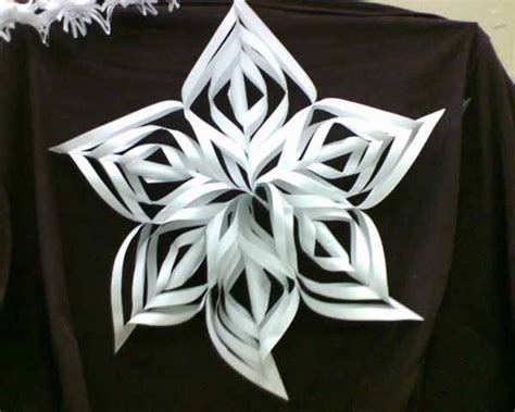 christmas paper crafts for adults recycling paper and snowflakes winter craft ideas for and adults