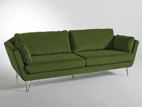 canapé vert un canapé 4 possibilités joli place
