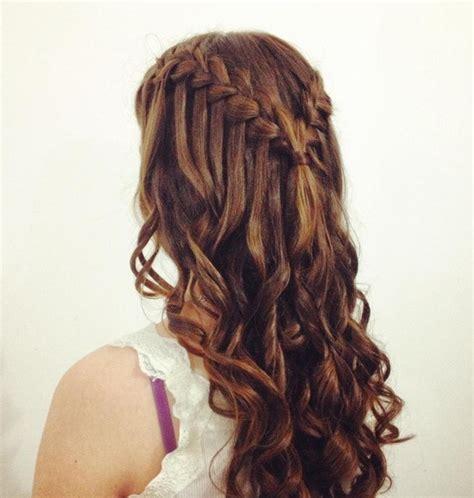 amazing braided hairstyles  homecoming wedding prom