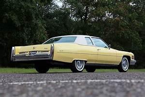 1974 Cadillac Coupe De Ville B CLASSIC CARS TODAY ONLINE