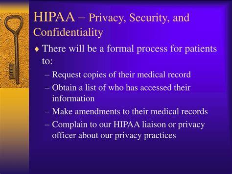 Hipaa Awareness Training Powerpoint Presentation