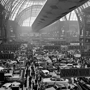Salon De L Auto Montpellier : salon de l 39 automobile 1953 organis dans la nef du grand palais paris auto show salon de l ~ Medecine-chirurgie-esthetiques.com Avis de Voitures