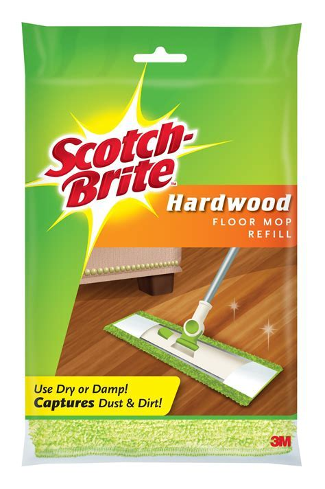 Amazon.com: Scotch Brite Microfiber Hardwood Floor Mop