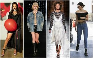How to Rock the 90s Fashion Trend in 2016