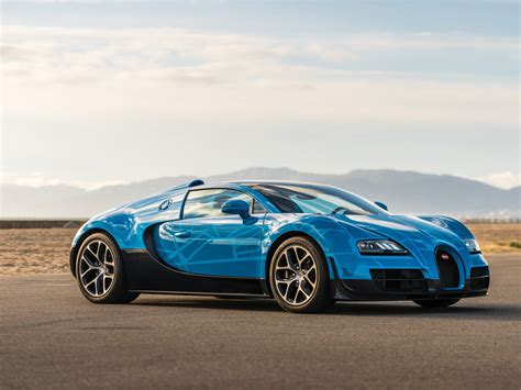 2015 Bugatti Veyron 16.4 Grand Sport