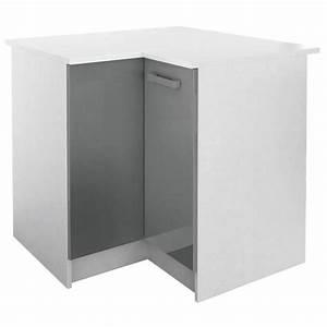 Meuble Cuisine D Angle : meuble de cuisine bas d 39 angle achat vente meuble de ~ Dailycaller-alerts.com Idées de Décoration