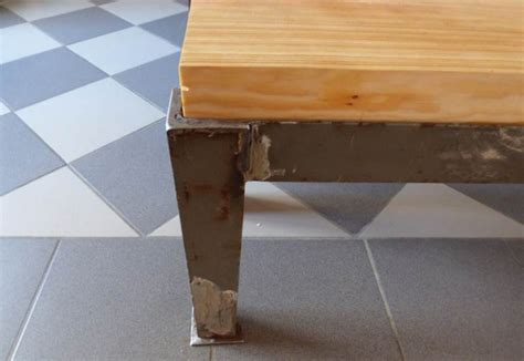esstisch selber bauen rustikal der neue tisch pimp my bauernhof