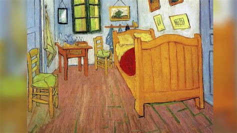 reart van gogh bedroom  arles youtube