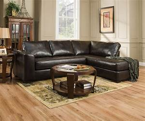 simmons lucky espresso sectional with chaise sectional With simmons sectional sofa with chaise