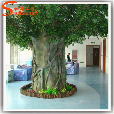 cheap artificial trees size artificial indoor big trees trunk decorative tree