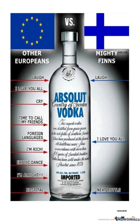 Vodka Memes - vodka by lion scars meme center