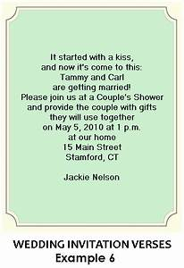 wedding shower invitation quotes quotesgram With wedding shower wording
