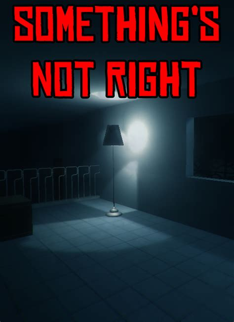 Something's Not Right Windows game - Indie DB