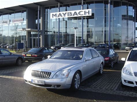 Maybach Dealers