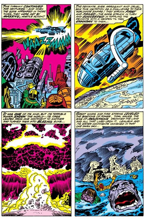 Mark Hootsen DC Showcase Presents: MBTI: Jack Kirby's Eternals