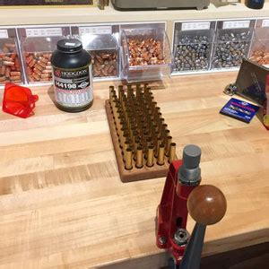 reloading benches  stands    ammo