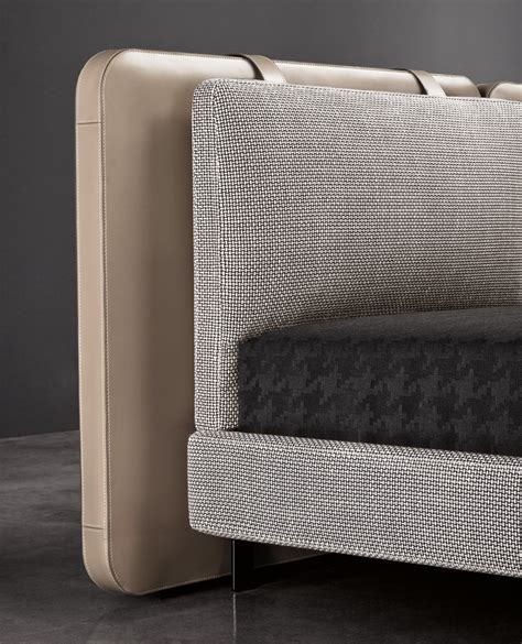 Soft Beds by The Tatlin Soft Bed Minotti Luxury Furniture Mr