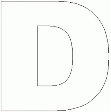 letter d template letter d template for alphabet crafts preschool crafts