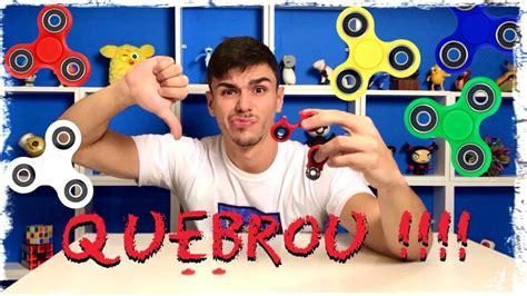 quebrei  fidget hand spinner peter toys youtube