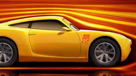 Wallpaper Cruz Ramirez Cars 3 Animation Movies 6753
