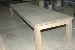 Tischdecke 3 Meter Lang : extra lange eetkamer tafel 4 meter werkspot ~ Frokenaadalensverden.com Haus und Dekorationen