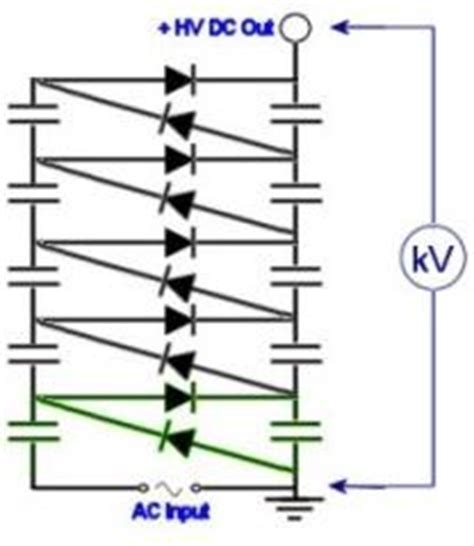 Diy Homemade Voltage Multiplier Rmcybernetics