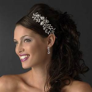 Bijoux Pour Cheveux : bijoux de cheveux mari e le mariage ~ Melissatoandfro.com Idées de Décoration