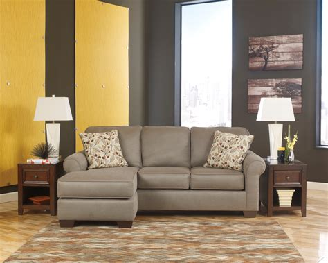 Loveseat With Chaise Lounge by Danely Dusk Sofa With Chaise From 3550018