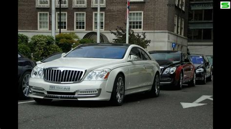 maybach coupe  london youtube