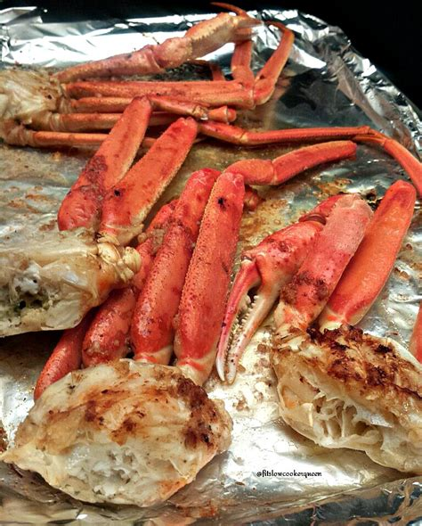 crab leg recipes baked jerk crab legs fit slowcooker queen