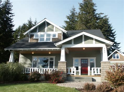 one craftsman style homes awesome design of craftsman style house homesfeed